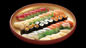 寿司盛り5,000円(税別)