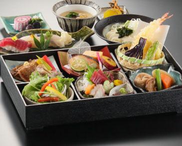 松花堂弁当  3,000円