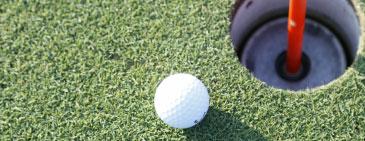 ゴルフ割引券&飲み放題付プラン
